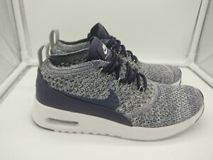Nike 881175500 Raisin Womens Uk 4 Ulta Purple Air Thea Flyknit Max Dark xxFPzdw