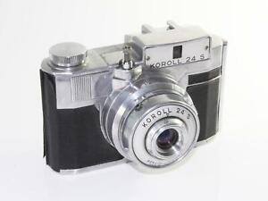 Bencini-Koroll-24-S-120-Medium-Format-Viewfinder-Camera