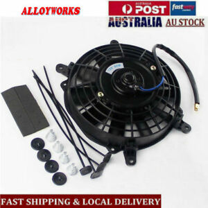 7-034-12V-Radiator-Electric-Cooling-Thermo-Fan-amp-Mounting-Kit
