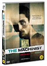 The Machinist (2004) Brad Anderson, Christian Bale / DVD, NEW