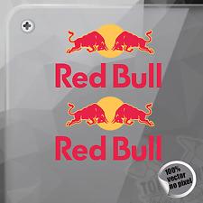 PEGATINA RED BULL ENERGY DRINK BEBIDA F1 TEAM VINILO VINYL STICKER DECAL ADESIVI