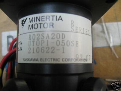 Yashawa Servo Motor R02SA20D AMAT 1080-01129