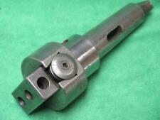 Bridgeport No 2 Boring Head Msc Mt5 58 Capacity 3 38 Body Offset Adjustable