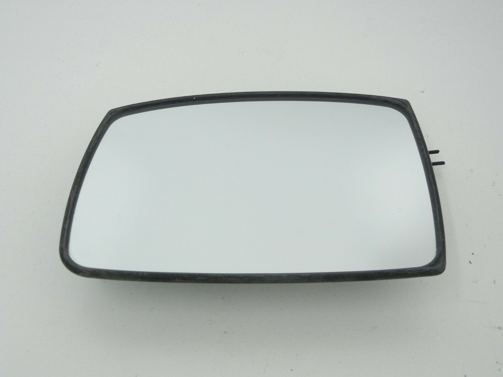 Clip On Driver right hand side Heated wing door Silver mirror glass with backing plate #C-SHY//R-PT80702