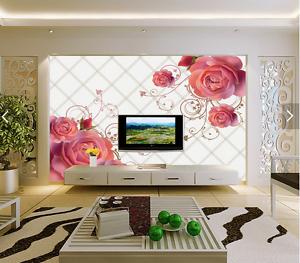 3D Blossom Veins Bud 865 Wall Paper Wall Print Decal Wall AJ WALLPAPER CA