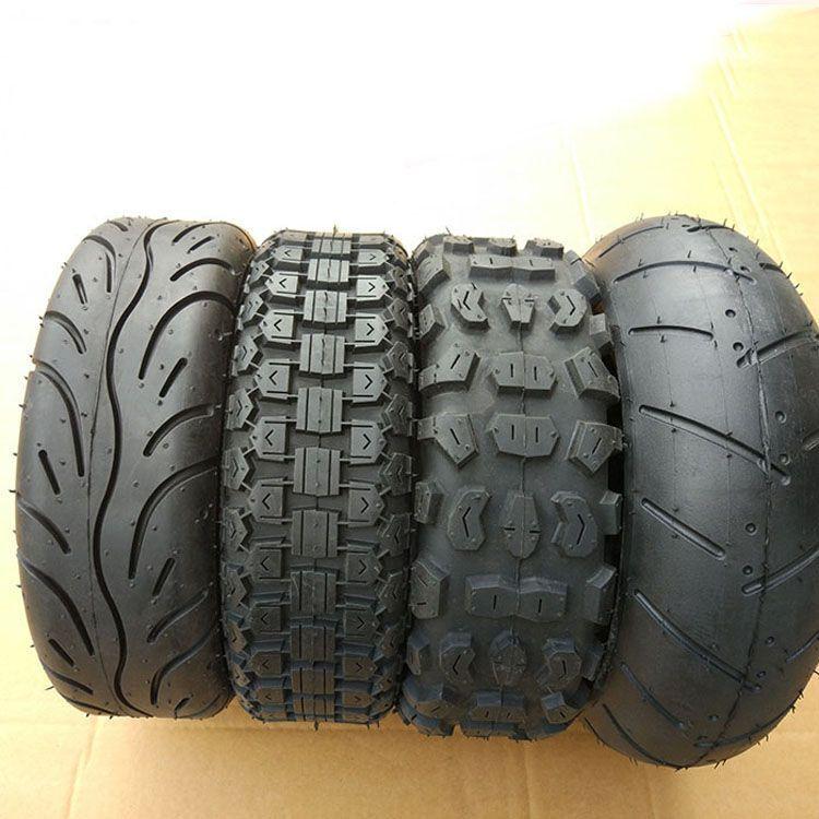 2pcs 70656.5 90 DIY Offstrada Tubeless Vacuum Tires for Xiaomi Mini Pro Scooter