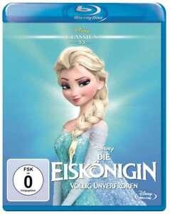 La regina-completamente sfacciatamente-Frozen [Blu-Ray/Nuovo/Scatola Originale] WALT DISNEY