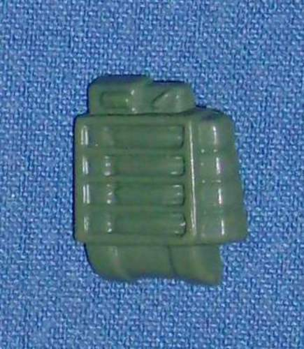 1982 Short Fuze v1 BACKPACK back pack original accessory//weapon GI Joe JTC 009ET