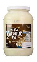 Snappy Popcorn 1 Gallon White Coconut Oil 1 Gallon Free Shipping