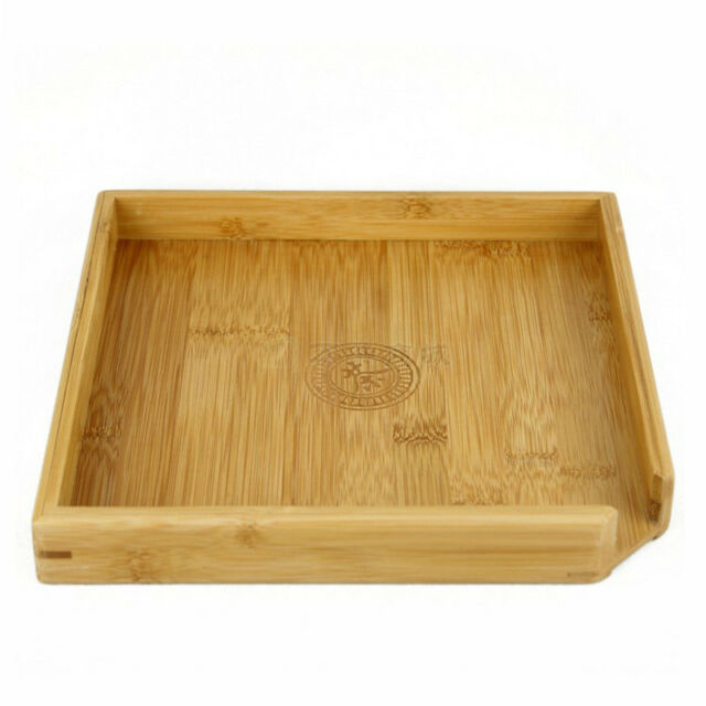 Loose Tea Appreciation Plate Compressed Puer Tea Cake Breaking Bamboo Tray TP097