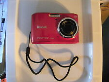 Kodak EASYSHARE FZ41  16.2 MP Used #3  Read description