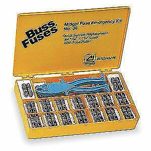Eaton Bussmann Fuse Kit 270 MDL MDA AGC ABC GMA No.270