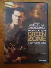 DVD * GREEN ZONE * Matt Damon GUERRE GREENGRASS