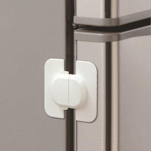 Baby Sicherheitsschloss für Schranktür Schubladenschrank Kühlschrank hf R/_sc