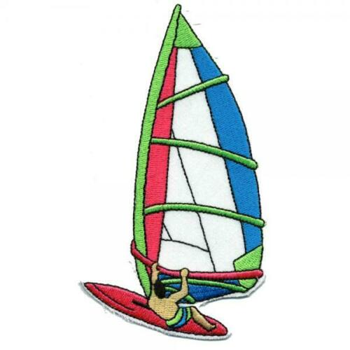 Patch-Surfer 7,5 x 11,5 cm-parches Stick aplicación 04686-talla aprox