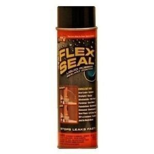 Flex Seal Liquid in a can provides high quality liquid rubber sealant in a can so you can brush, roll dip or pour. Flex Seal Liquid creates a watertight, airtight seal 4/4(13).