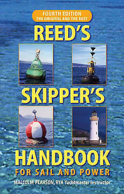 (Good)-Reed's Skipper's Handbook: For Sail and Power (Paperback)-Pearson, Malcol