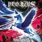 Wings of Destiny by Pegazus (CD, Aug-2008, Metal Mind Productions)