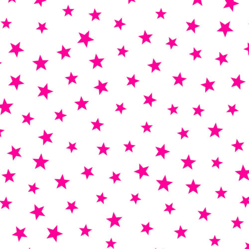 Stars Imprimer Tissu Feutre /& toile imprimée tissu pour Arcs /& Crafts