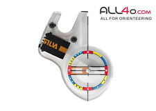 Silva Race S JET (Left) orienteering compass - for northern hemisphere