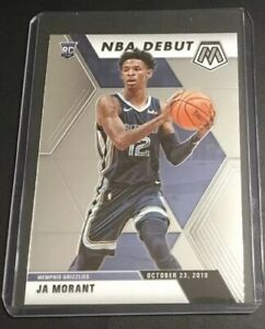 2019-2020-JA-MORANT-MOSAIC-RC-Rookie-Card-274-ROY-Grizzles-Sharp