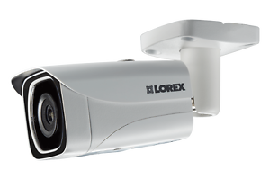 POE Lorex LNB8005 8MP 4K UHD IP BULLET SECURITY CAMERA