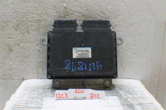 2011 Mitsubishi Lancer Engine Control Unit Ecu Module