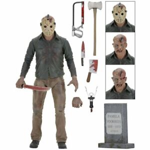 Jason-Voorhees-Friday-13th-Final-Chapter-Action-Figure-Ultimate-Neca-Friday-13