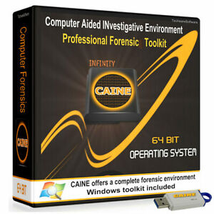 CAINE-11-034-Wormhole-16GB-USB-2020-Pro-Grade-Hacking-Cyber-Attack-Forensic-Tools
