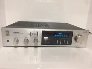 Pioneer SA-620 Stereo Integrated Amplifier Hi-Fi Separate, Phono. Excellent Cond