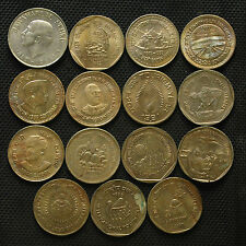 REPUBLIC INDIA 15 DIFFERENT COMMEMORATIVE COINS COLLECTION RARE