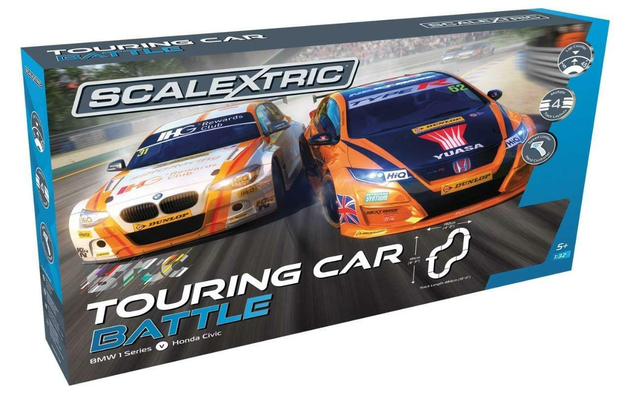 Scalextric - C1372 - BTCC Touring Car Battle Set BRAND NEW SET LOW PRICE