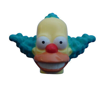 Lego Simpsons Krusty Der Clown Kopf Für Minifigur Figur Serie 71005 15662pb01 So Effektiv Wie Eine Fee Baukästen & Konstruktion