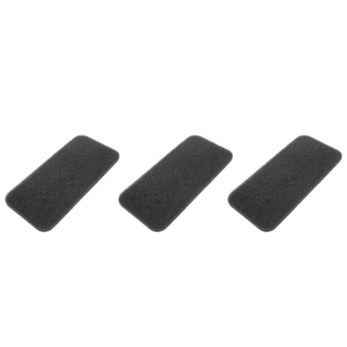 3x Sponge Filter for Candy GCH 9813NA1 31100666 GCS 991A1T-S 31100756