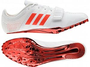 low priced b2a49 ff862 Image is loading MENS-ADIDAS-ADIZERO-RIO-OLYMPICS-PRIME-ACCELERATOR-RUNNING-