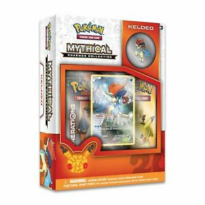 Pokemon-TCG-Keldeo-2016-Mythisch-Stift-Kollektion-W-2-Generations-Booster-Pack