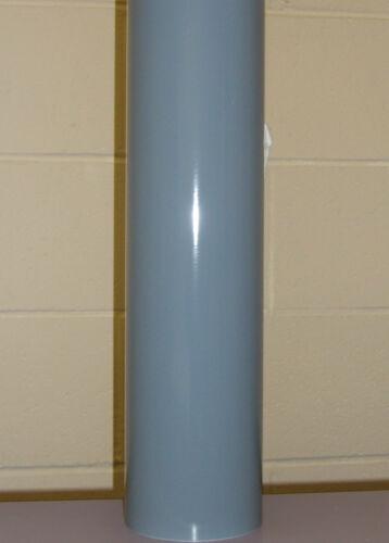 GLOSS MEDIUM GREY SELF ADHESIVE VINYL- STICKY BACK PLASTIC  610mm x 1mtr