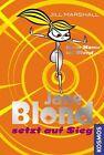 Jane Blond setzt auf Sieg von Jill Marshall (2011, Gebunden)