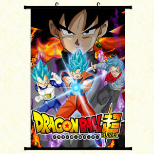 Anime-Dragon-Ball-Z-Son-Goku-Wall-Scroll-Poster-Home-Decor-Art-Cos-Gift-50-70cm
