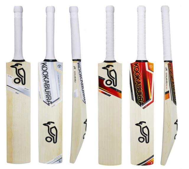 Spartan CG Full size SH Nokd 2 bats Deal Cricket Bat KooKaburra GHOST