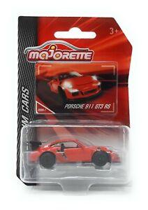 MAJORETTE 1:59 métal Diecast Model-Porsche 911 GT3