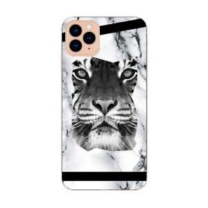 Coque Iphone 12 PRO MAX tigre marbre