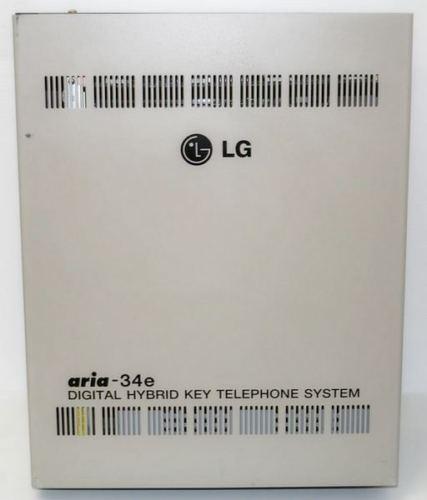 LG Aria 34e Digital Hybird Commander Telephone System