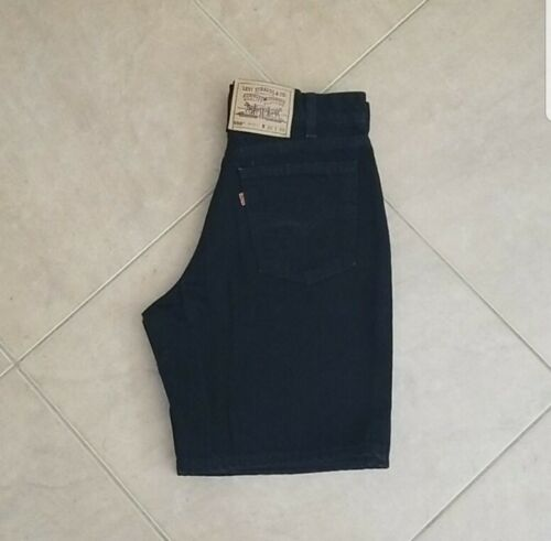 Vintage 1990s Levi's 550 Relaxed Fit Orange Tab Bl