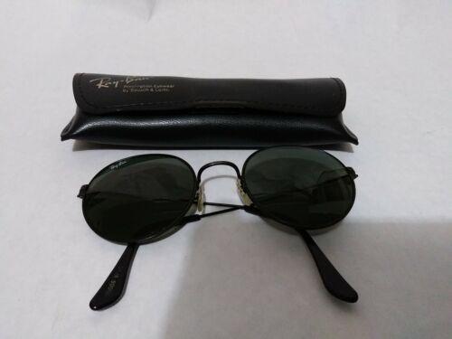 Vintage Rayban Sunglasses Round