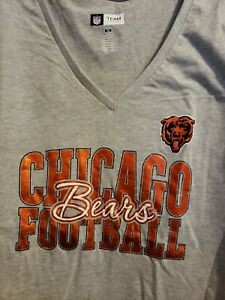 NFL TEAM APPAREL Chicago Bears Ladies T