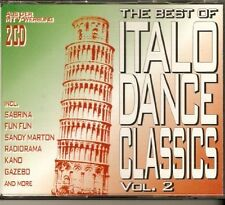 Best of Italo Dance Classics 2 (#zyx81007) Sabrina, Sandy Marton, Fun F.. [2 CD]