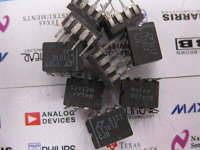 1PCS LT1012CN8 LT1012 Low Noise Op Amp DIP8