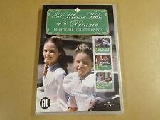 DVD / HET KLEINE HUIS OP DE PRAIRIE - DEEL 12 - AFLEVERING 34, 35 & 36