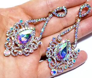 AB-Chandelier-Earrings-Rhinestone-Crystal-3-1-inch
